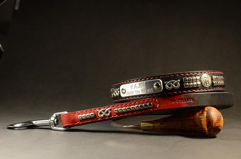 SBT set černo-červený- 25mm