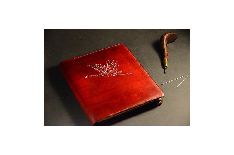 Zápisník malý - jeřáb