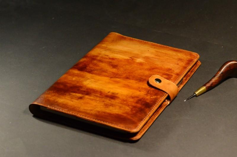 Zápisník malý - patina