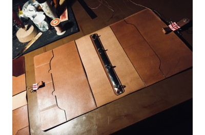Zápisník s kroužkovou vazbou - A4