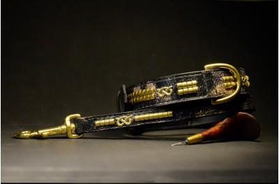 SBT set šedomodrý- 25mm